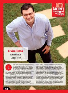 Liviu SIma - Top Manageri 2014